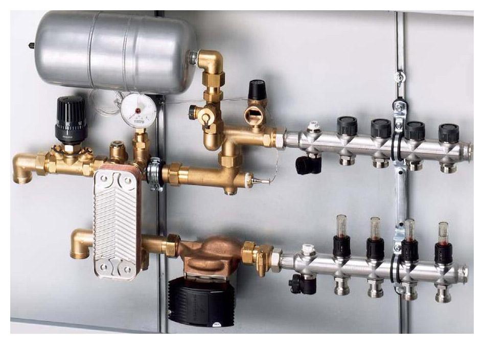 Теплообменники для водяного теплого пола Пластинчатый теплообменник Kelvion NT 150L Жуковский