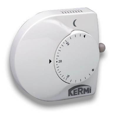 Регулятор температуры в помещении Kermi